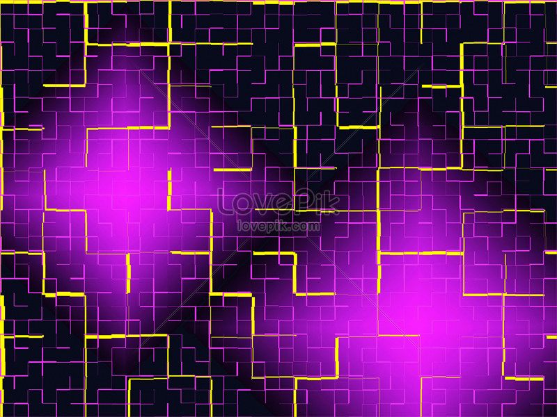 Abstract pictures of black and purple tiles stock raster map photo