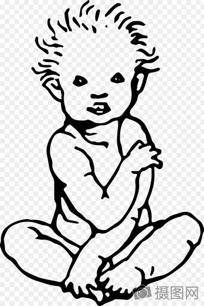 Buat Sketsa Bayi Gambar Unduh Gratis Foto 400050076format Gambar