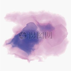 Splash background of color ink splash jpg