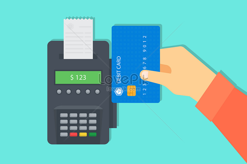 credit card payment background