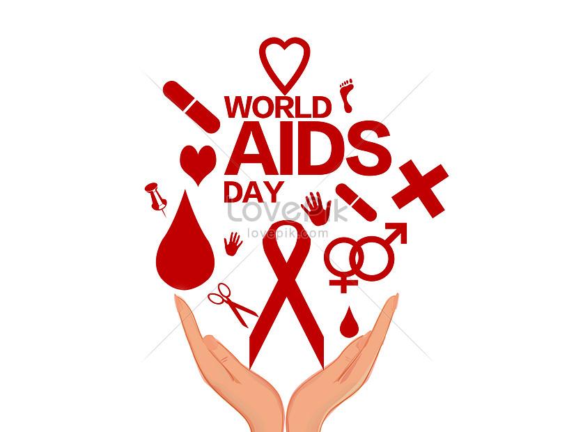 Bahan Hari Aids Sedunia Bahan Hari Aids Sedunia Gambar Unduh Gratis Imej 400066572 Format Psd My Lovepik Com