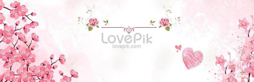 flower background map