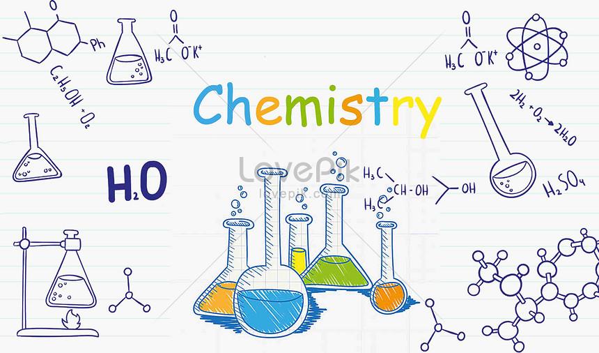 cartoon chemistry experiment