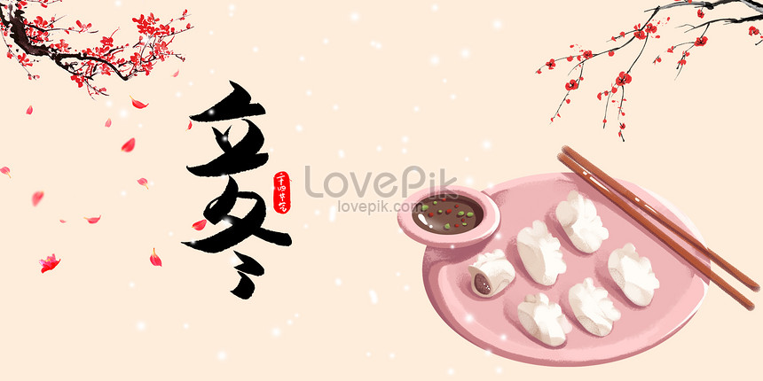 winter solstice dumplings