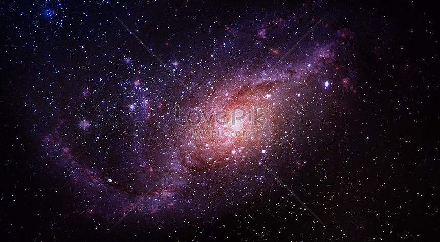 Sfondo Di Galassia Via Lattea Immagine Gratissfondi Numero