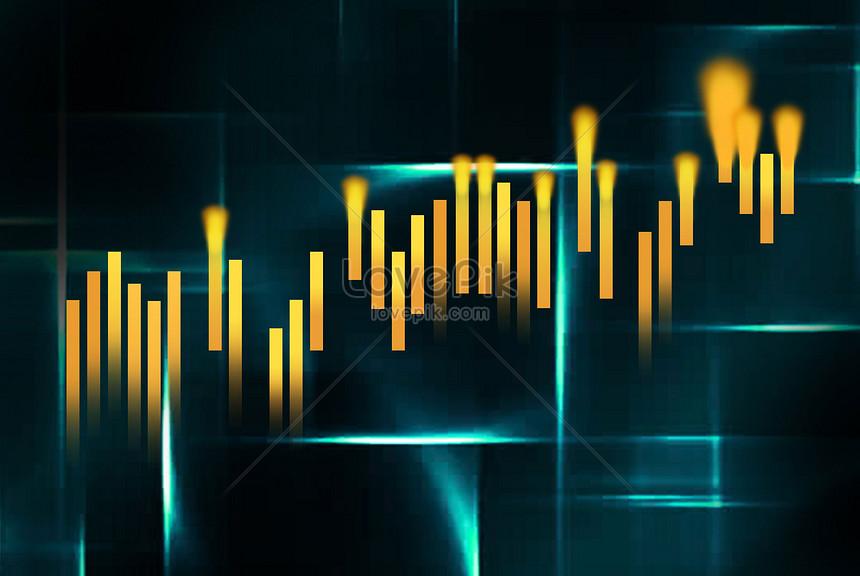 Stock market data background image_picture 400089450_lovepik
