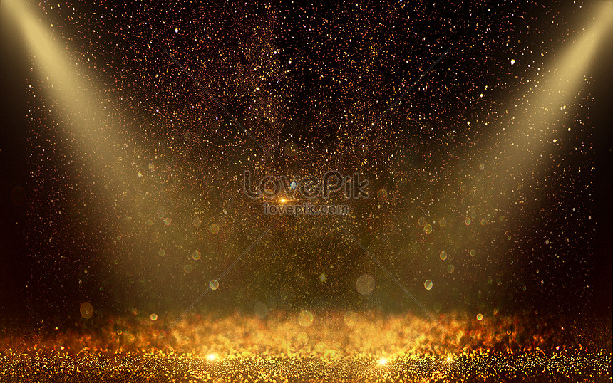 cool gorgeous golden black background