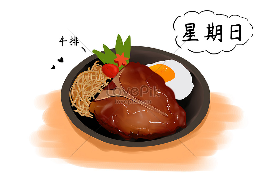 7a comida