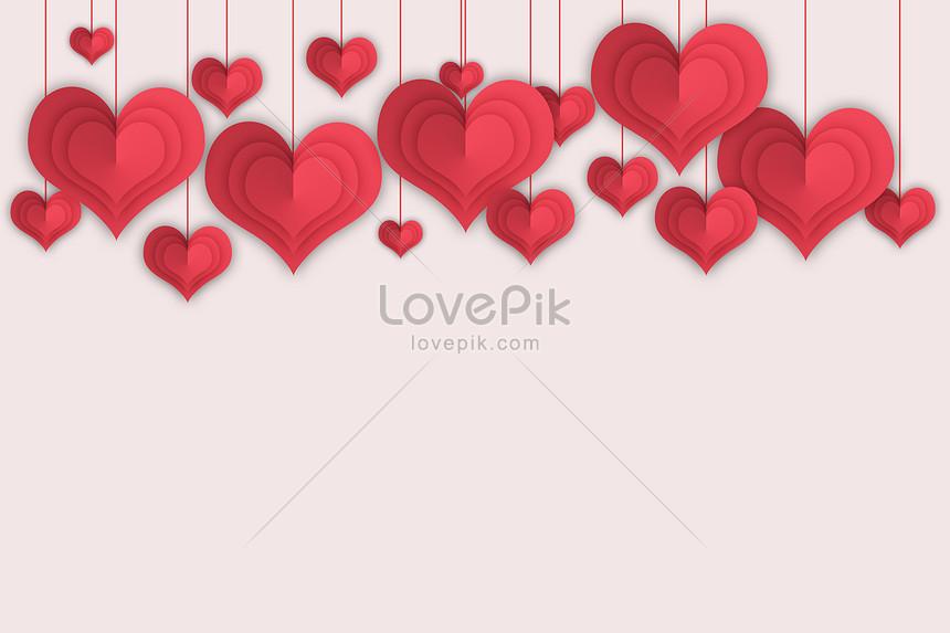 valentines day love background