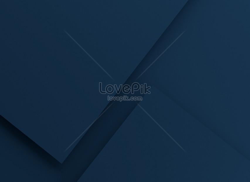 簡潔藍色卡片背景