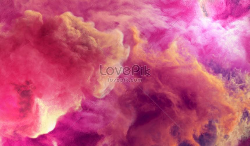 creative smoke background