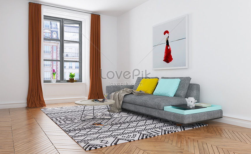 Indoor Living Room Background Photo Image Picture Free Download 400108988 Lovepik Com
