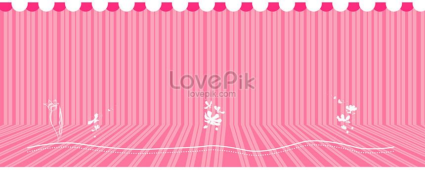 Lovepik صورة Psd 400111898 Id خلفيات بحث صور خلفية مخططة وردي