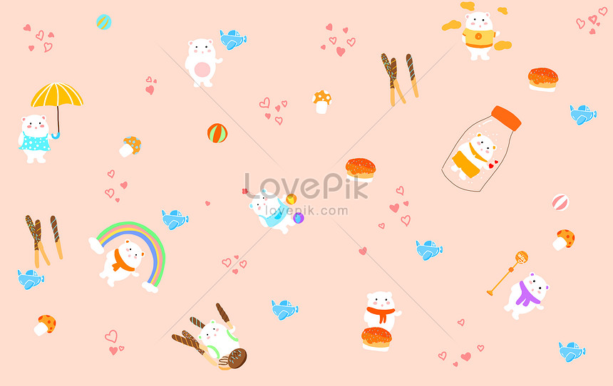 lovely wallpaper background