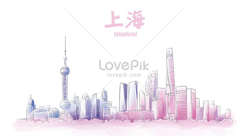 shanghai landmark building