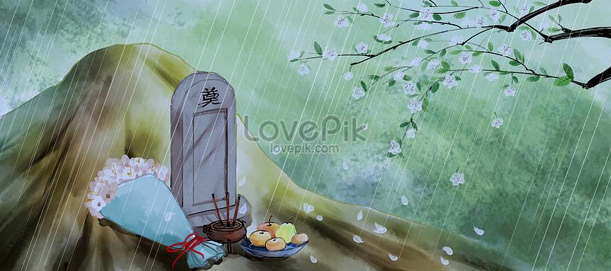 qingming rainy season