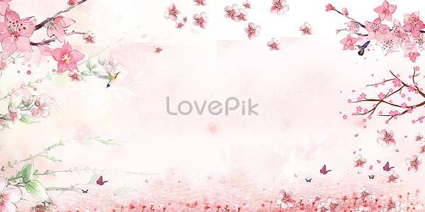 Romantico Fiore Di Pesco Immagini Gratisromantico Fiore Di Pesco