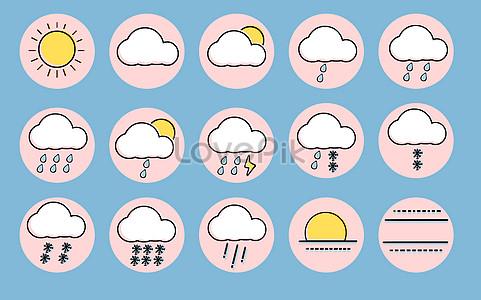 Weather icons jpg