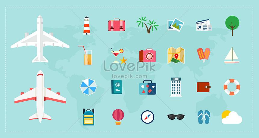 tourist icon