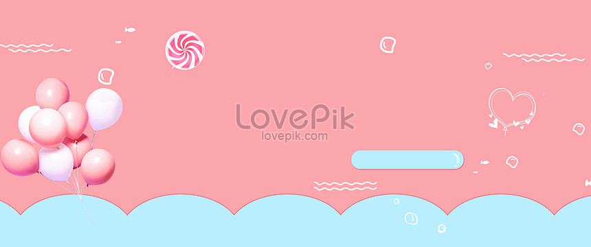 pink and warm background