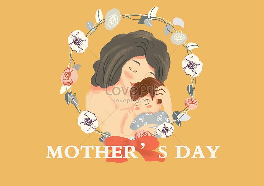 mothers day english handwriting