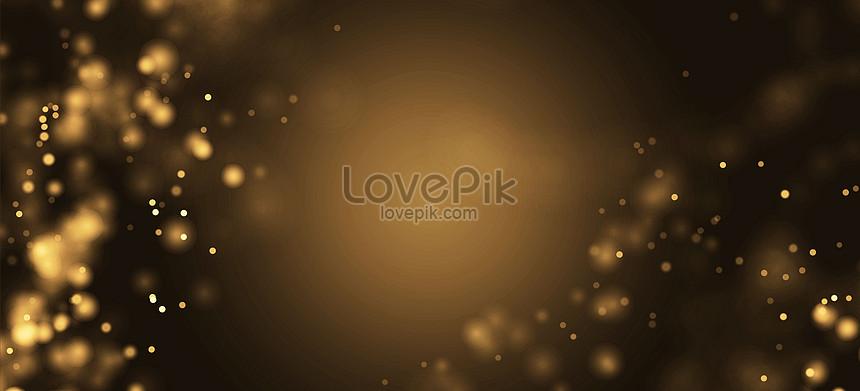 black gold dream background