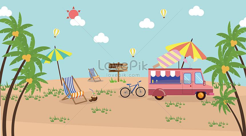summer holiday leisure