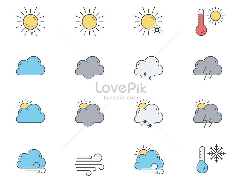weather icon element