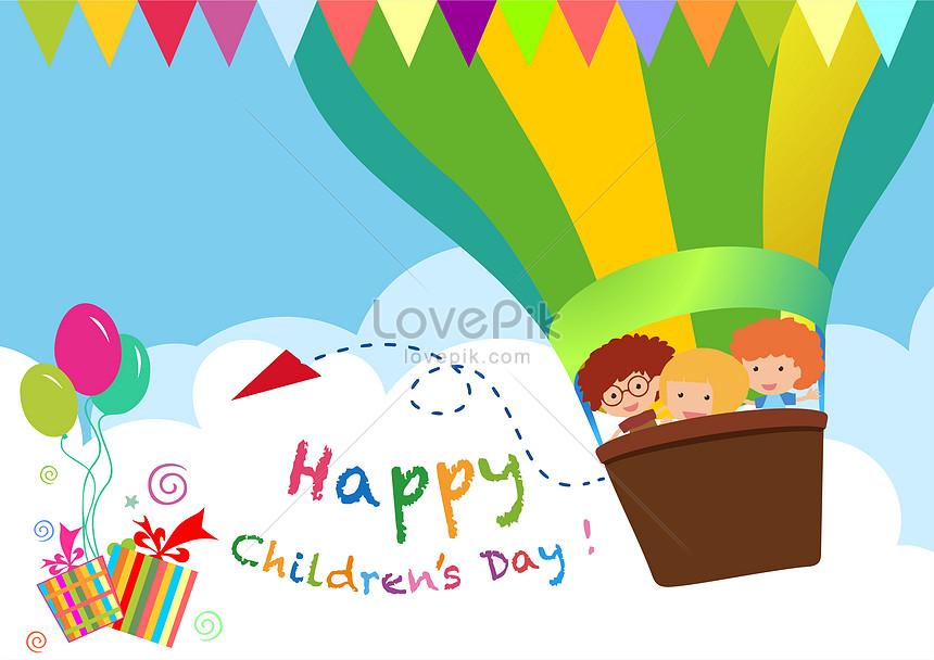 cartaz do dia das crianças