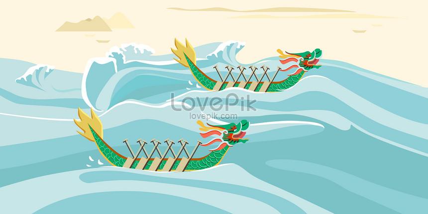 dragon boat festival dragon boat