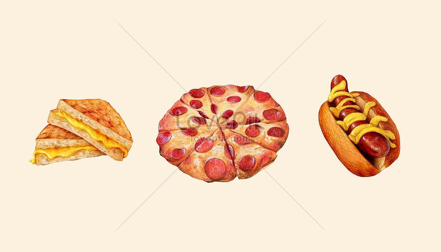 food fast food