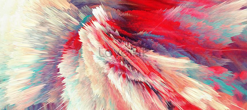 Nhiều Màu Sắc Gradient Xạ Vật Liệu Nền Hình ảnh định Dạng