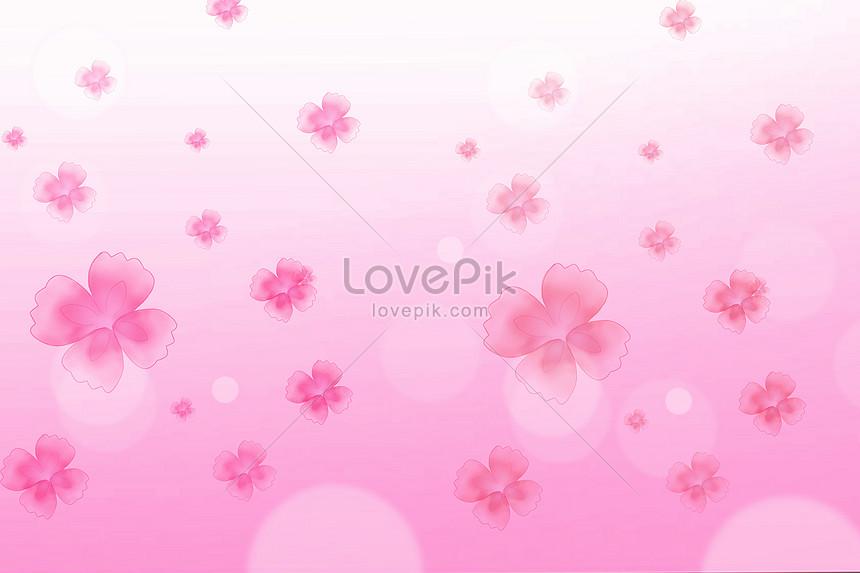 美しいピンクの花びらイラストイメージ図 Id 400193720prf画像