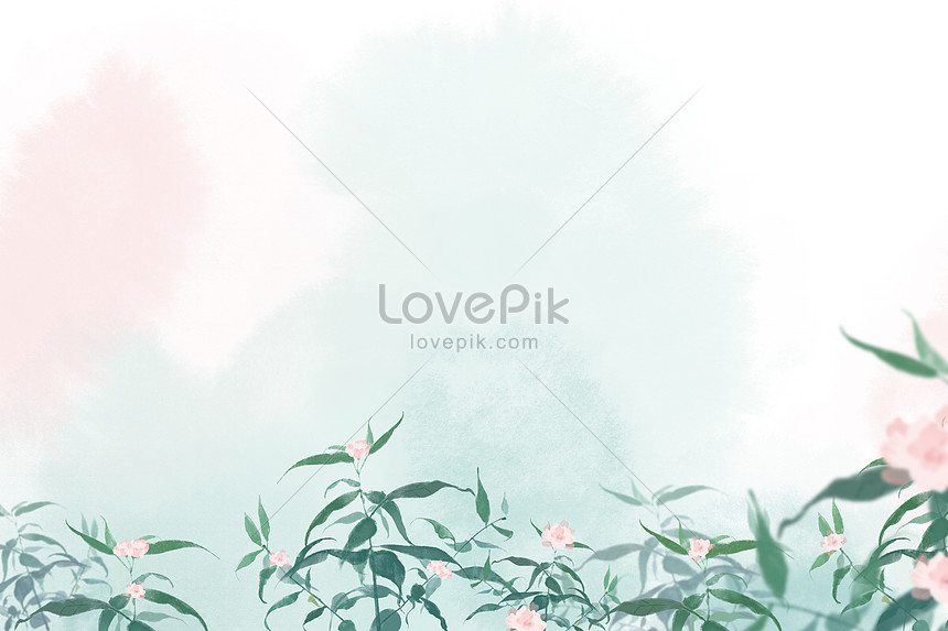 small fresh flowers