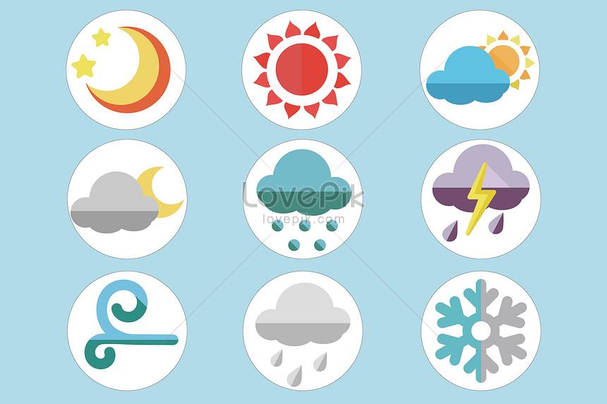 weather weather icons