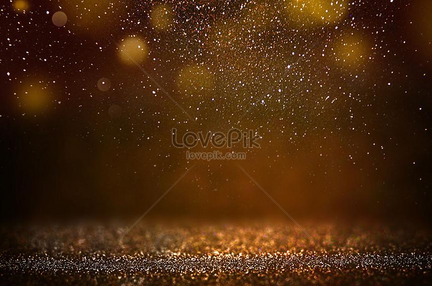 golden atmosphere background