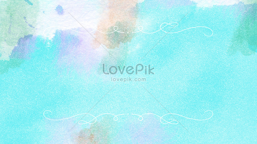 abstract background map of watercolor