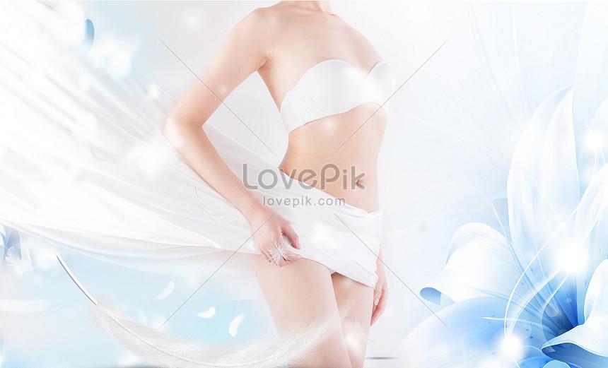 清新女性美容護膚