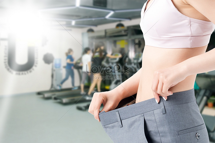 Body Weight Loss Creative Image Picture Free Download 400259929 Lovepik Com