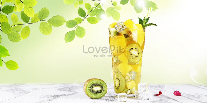 iced drinks