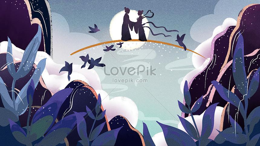 七夕祭り手描きイラストイメージ図 Id 400309995prf画像フォーマット