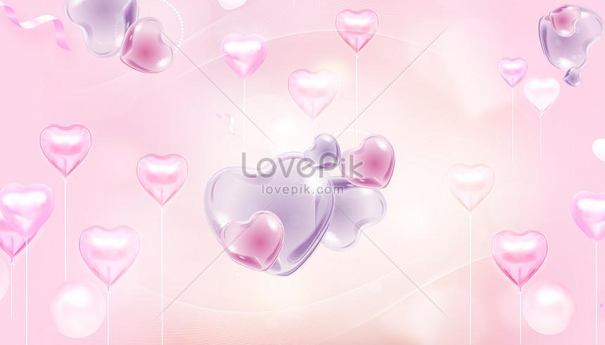 romantic love scene