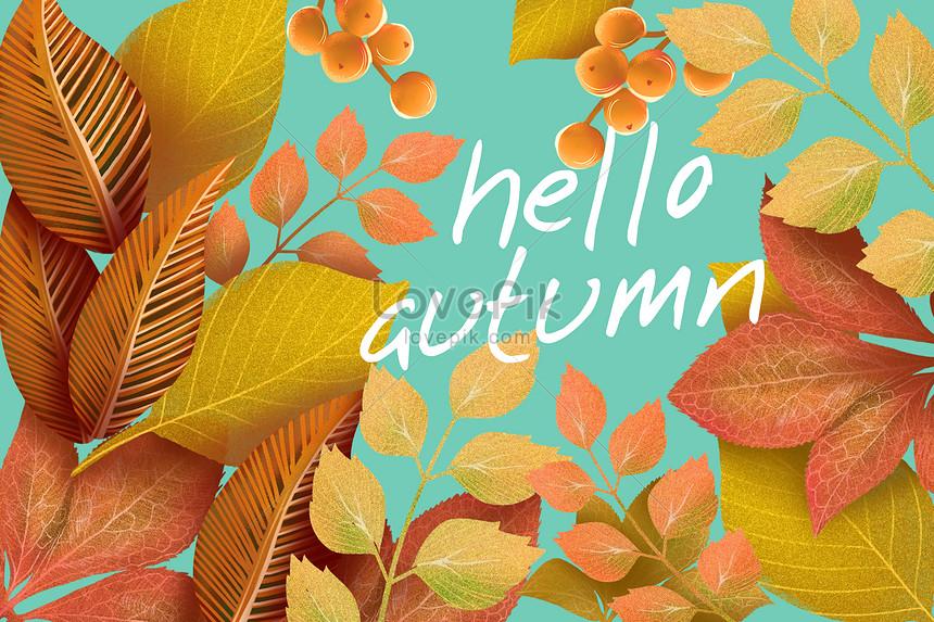 hi in autumn