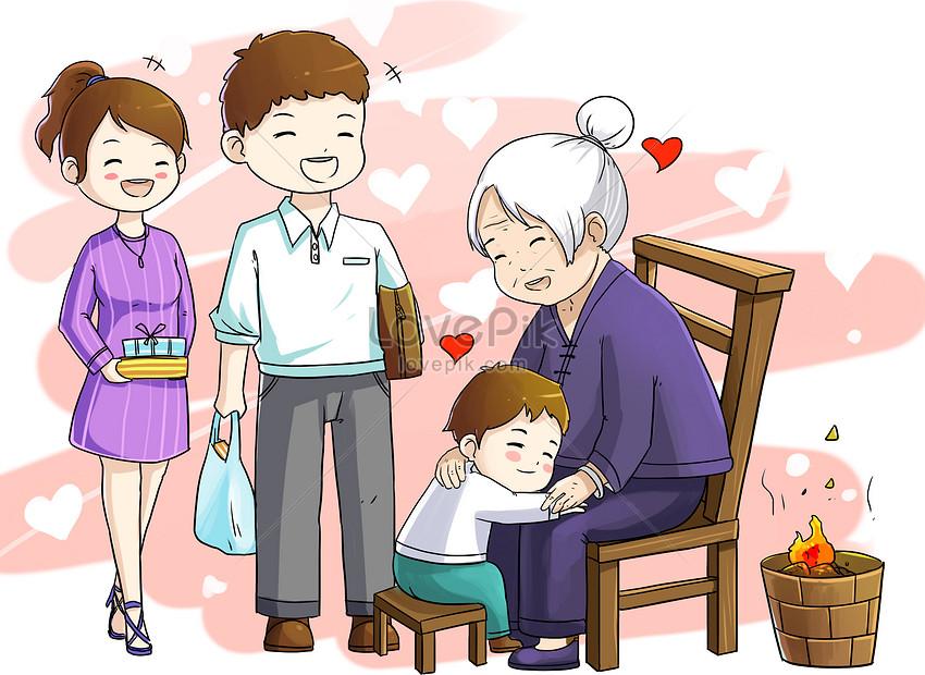 Menghormati Orang Tua Mengasihi Orang Tua Menghormati Orang Tu