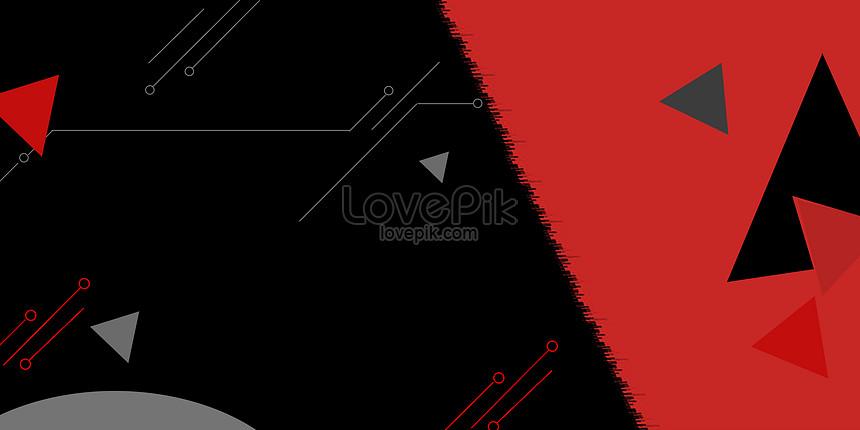 Colpite Lo Sfondo Rosso E Nero Fornitore Di Energia Elettrica Di