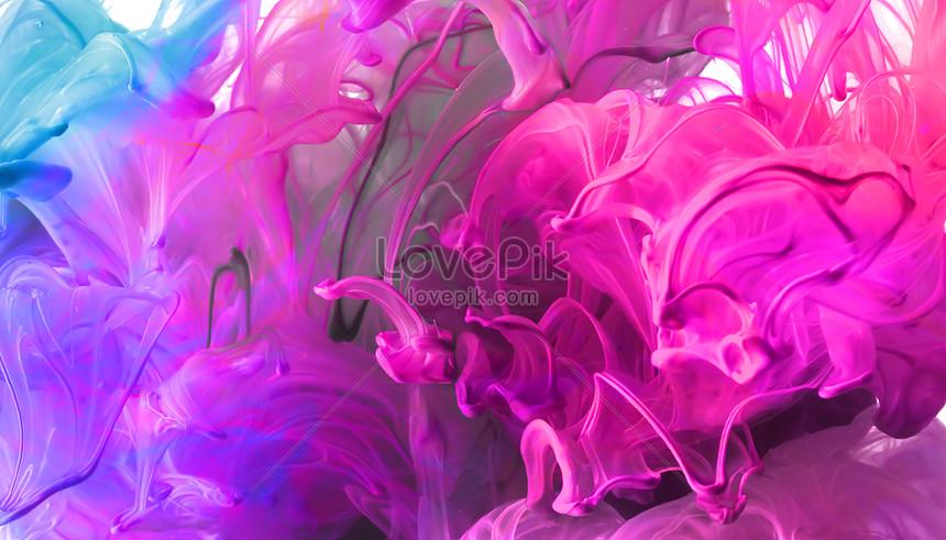 53 Gambar Abstrak Warna Pink