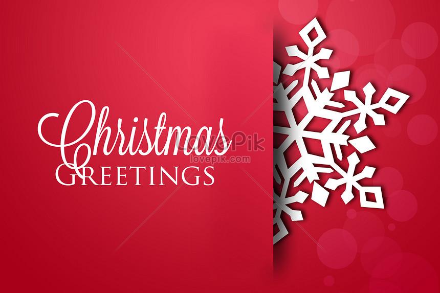 Kad Ucapan Krismas Gambar Unduh Gratis Imej 400855208 Format Psd My Lovepik Com