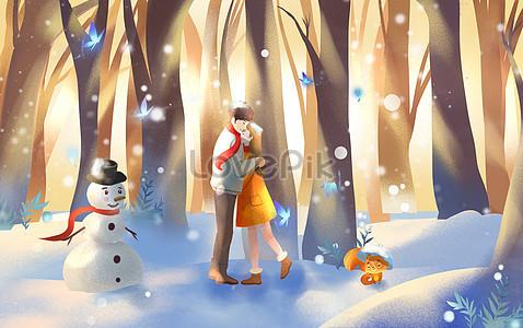 winter love songs