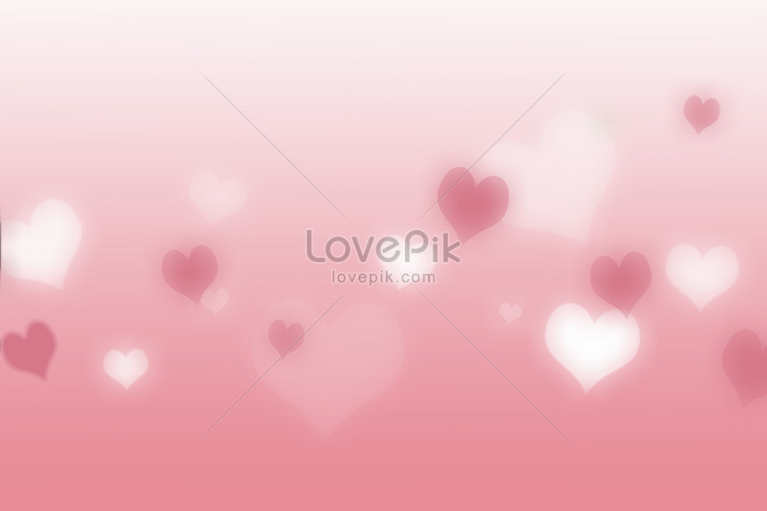 Misty love background creative image_picture free download