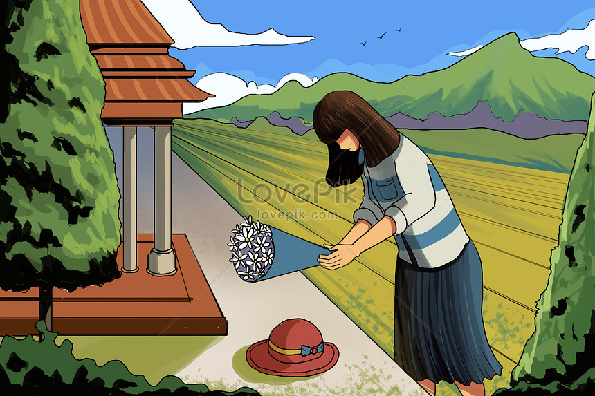 ching ming festival tomb sweeping on tomb sweeping day